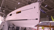 2015 Beneteau Oceanis 35 Sailing Yacht at 2015 Toronto Boat Show