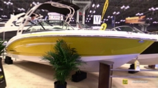 2015 Chaparral H2O 21 Sport Wake Boat at 2015 New York Boat Show