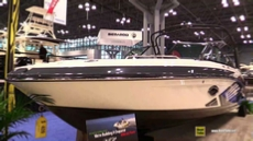 2015 Chaparral Vortex 243 VRX Jet Boat at 2015 New York Boat Show