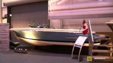 2015 Chris-Craft 22 Launch at 2015 Toronto Boat Show