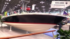2015 Chris Craft Launch 25 Motor Boat at 2015 New York Boat Show