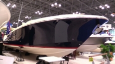 2015 Chris Craft Launch 36 Heritage Edition Motor Boat at 2015 New York Boat Show