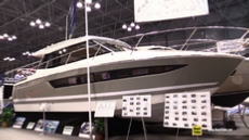 2015 Jeanneau NC 11 Motor Yacht at 2015 New York Boat Show