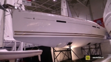 2015 Jeanneau Sun Odyssey 44 DS Sailing Yacht at 2015 Toronto Boat Show