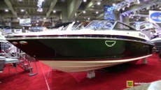 2015 Larson LXI 238 Motor Boat at 2015 Montreal Boat Show