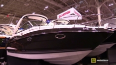 2015 Monterey 275 Sport Yacht at 2015 Toronto Boat Show