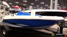 2015 Scarab 165 Jet Boat at 2015 New York Boat Show