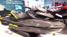 2015 Sea Doo GTX Limited iS 260 Jet Ski at 2015 New York Boat Show