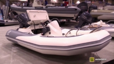 2015 Zodiac Pro Classic 420 Inflatable Boat at 2015 Toronto Boat Show