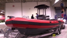 2015 Zodiac Pro Classic 650 Inflatable Boat at 2015 Toronto Boat Show