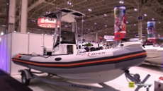 2015 Zodiac Pro Open 650 Inflatable Boat at 2015 Toronto Boat Show