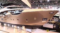 2017 Monte Carlo Yachts 96 at 2018 Boot Dusseldorf Boat Show