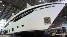 2017 Princess 35m Luxury Super Yacht at 2018 Boot Dusseldorf Boat Show