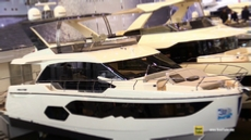 2018 Absolute 58 Fly Yacht at 2018 Boot Dusseldorf Boat Show