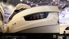 2018 Absolute Navetta 58 Yacht at 2018 Boot Dusseldorf Boat Show