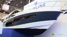 2018 Fairline 48 GT Yacht at 2018 Boot Dusseldorf Boat Show