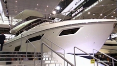 2018 Ferretti Yachts 450 at 2018 Boot Dusseldorf Boat Show