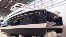 2018 Fountaine Pajot MY 44 Power Catamaran at 2018 Boot Dusseldorf Boat Show