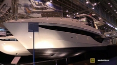 2018 Galeon 470 Sky Motor Yacht at 2018 Boot Dusseldorf Boat Show