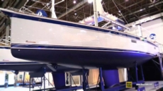 2018 Hallberg Rassy 44 Sailing Yacht at 2018 Boot Dusseldorf Boat Show