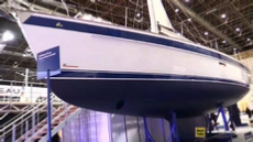 2018 Hallberg Rassy 48 Sailing Yacht at 2018 Boot Dusseldorf Boat Show