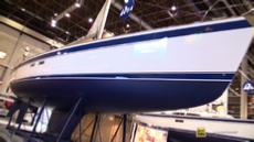 2018 Hallberg Rassy 64 Sailing Yacht at 2018 Boot Dusseldorf Boat Show