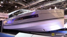 2018 Jeanneau NC14 Yacht at 2018 Boot Dusseldorf Boat Show