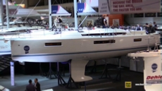 2018 Jeanneau Sun Odyssey 440 Sailing Yacht at 2018 Boot Dusseldorf Boat Show