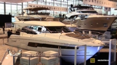 2018 Prestige 460 Motor Yacht at 2018 Boot Dusseldorf Boat Show