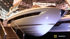 2018 Prestige 630 Motor Yacht at 2018 Boot Dusseldorf Boat Show
