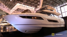 2018 Prestige 680 Motor Yacht at 2018 Boot Dusseldorf Boat Show