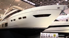 2018 Princess 75 Luxury Motor Yacht at 2018 Boot Dusseldorf Boat Show