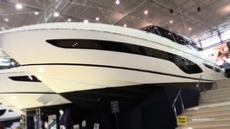 2018 Princess V65 Luxury Motor Yacht at 2018 Boot Dusseldorf Boat Show