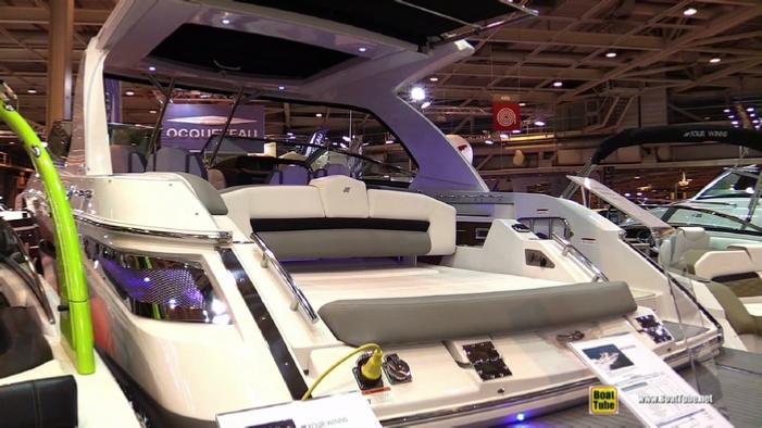 2016 Four Winns Horizon 350 Motor Yacht At 2015 Salon